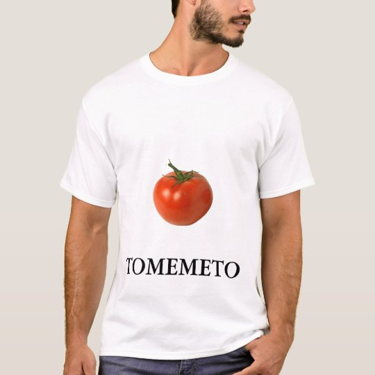 TOMEMETO - Tomato Meme - Umanpowered T-Shirt