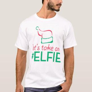 Tomemos una camisa del navidad del día de fiesta