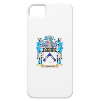 Tomes Coat of Arms - Family Crest iPhone 5 Cases