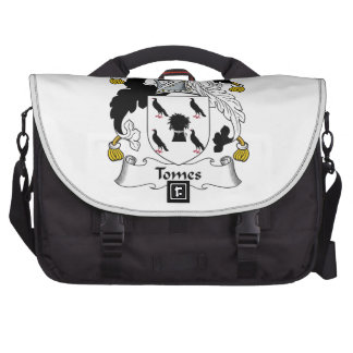 Tomes Family Crest Bag For Laptop