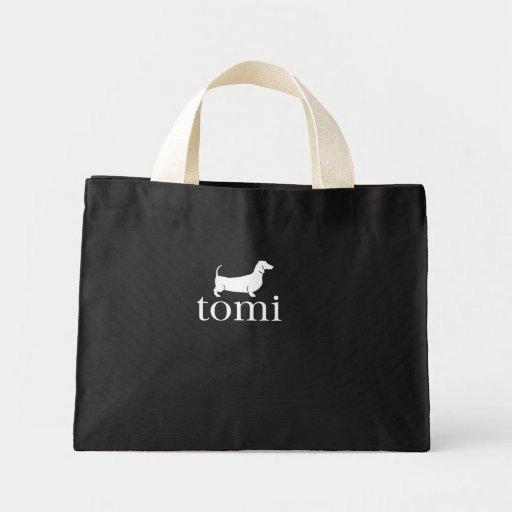 Tomi Ecobag V Bolsa Tela Pequeña