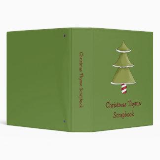 Tomillo del navidad · Árbol de navidad