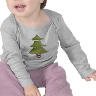 Tomillo del navidad · Árbol de navidad Camisetas