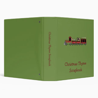 Tomillo del navidad · Tren del juguete
