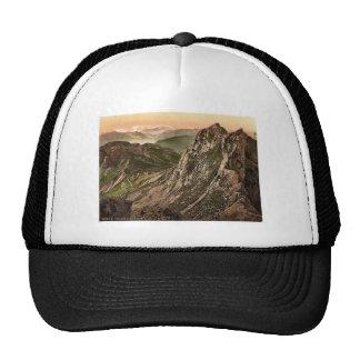 Tomlishorn, I. y montañas de Oberland, Pilatus, Sw Gorras