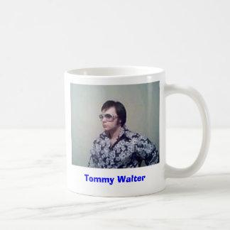 Tommmy Walter Coffee Mug