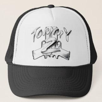 Tommy 2 Gunz Trucker Hat