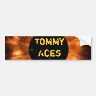 Tommy Aces sticker