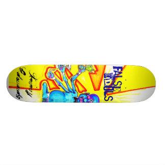 Tommy Edwards False Idols Skateboard Deck