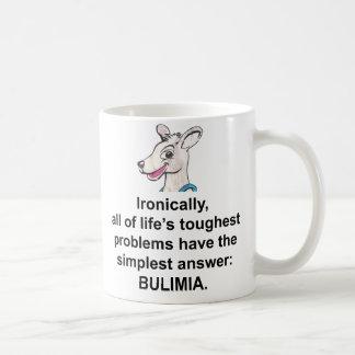Tommy el canguro terrible 4 taza clásica