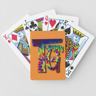 Tommy G Collector Deck of Cards