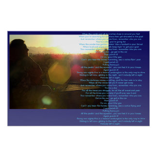 Tommy G Poster and Lyrics