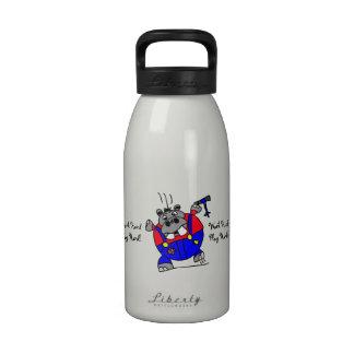Tommy Hippo water bottle