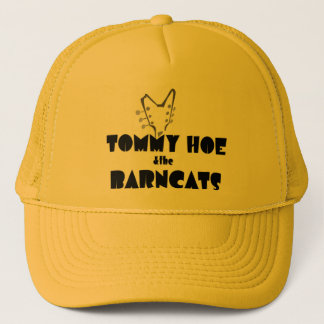 Tommy Hoe and the Barncats Hat