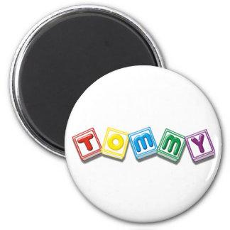 Tommy Imán De Frigorifico