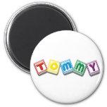 Tommy Imán Redondo 5 Cm