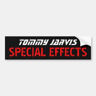 Tommy Jarvis Bumper Sticker