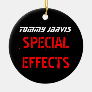 Tommy Jarvis Ornaments