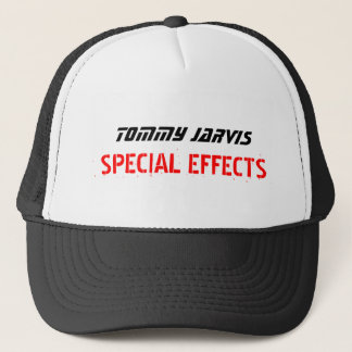 Tommy Jarvis Trucker Hat