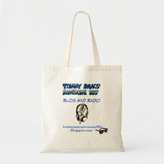 Tommy Macs' awesome 80s' Promotional Bag