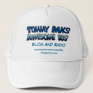 Tommy Macs' Awesome 80s' Promotional Hat