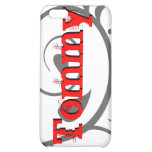 Tommy Personalized iPhone 4/4S Case