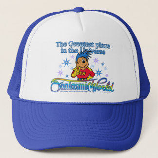 Tommy Rocket - Greatest Place in the Universe Trucker Hat