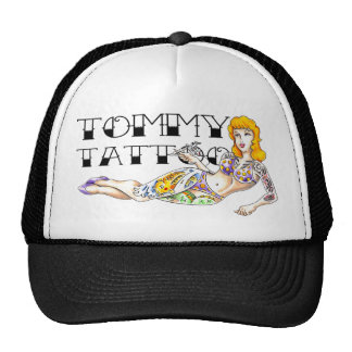 Tommy Tattoo Hat