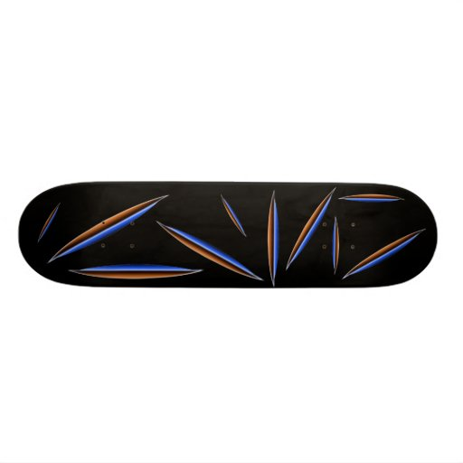 Tommy Ten Saucers-_-An Mj12club* Exclusive! Custom Skate Board