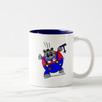 Tommy the Hippo Mug