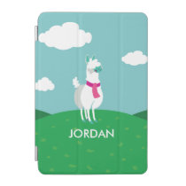 Tommy the Llama iPad Mini Cover