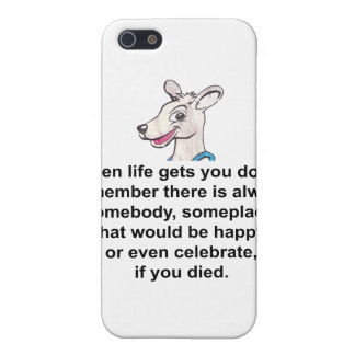 Tommy The Terrible Kangaroo 1 Case For iPhone SE/5/5s