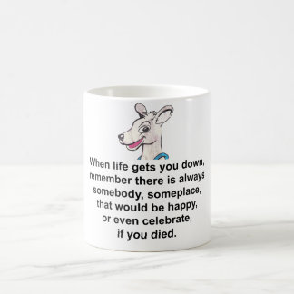 Tommy The Terrible Kangaroo 1 Coffee Mug