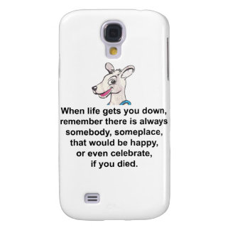 Tommy The Terrible Kangaroo 1 Samsung S4 Case