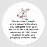 Tommy The Terrible Kangaroo 2 Stickers