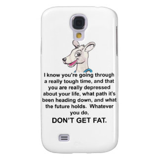 Tommy The Terrible Kangaroo 3 Samsung S4 Case