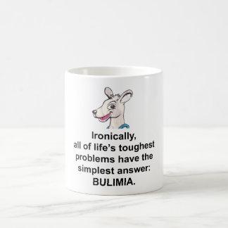 Tommy The Terrible Kangaroo 4 Coffee Mugs