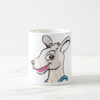 Tommy The Terrible Kangaroo Picture Mugs