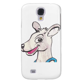 Tommy The Terrible Kangaroo Picture Samsung Galaxy S4 Case