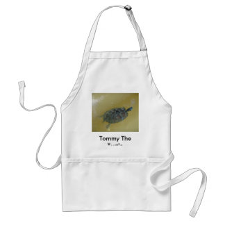 Tommy The Turtle Adult Apron