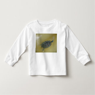 Tommy the turtle toddler t-shirt