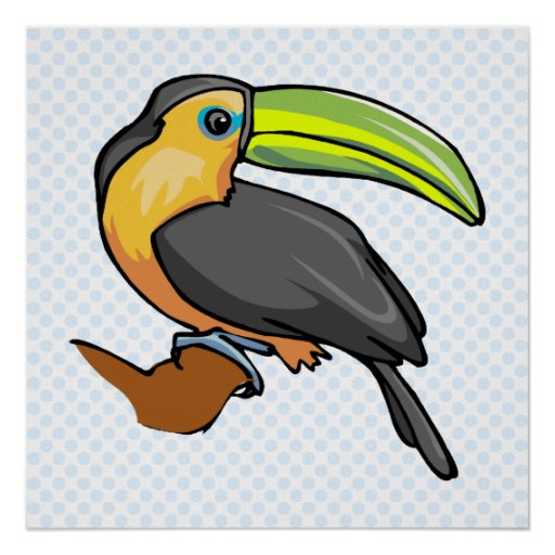 Tommy Toucan Impresiones