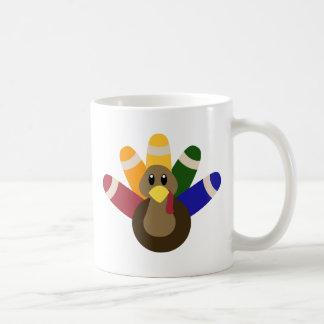 Tommy Turkey Coffee Mugs