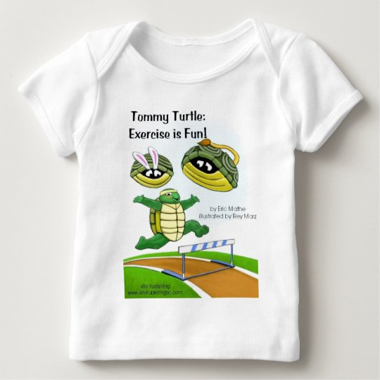 Tommy Turtle Baby T-Shirt