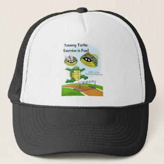 Tommy Turtle Trucker Hat