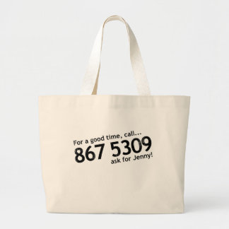 Tommy Tutone 867 5309 Bags