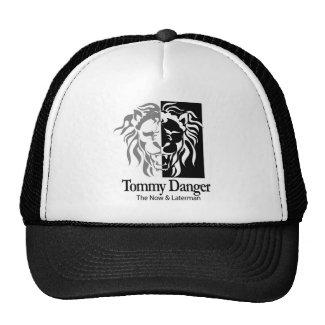 TommyDangerMuD25cR00aP01ZQ_black Trucker Hat