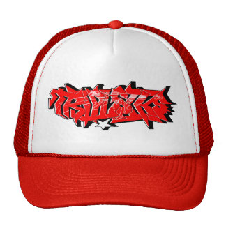 tommygun wildstyle trucker hat
