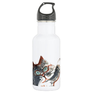 Tommy's Butterfy Tag Water Bottle