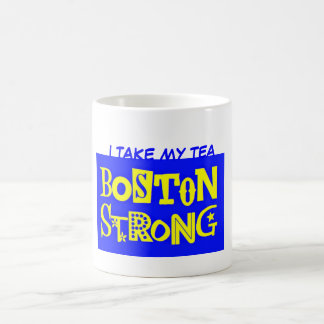 TOMO A MI TÉ BOSTON LA TAZA FUERTE